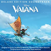 Vaiana (English Version/Original Motion Picture Soundtrack/Deluxe Edition)