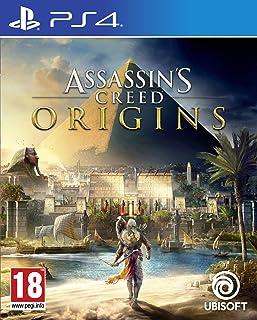 Ubisoft Assassin's Creed Origins, PS4 Basic PlayStation 4 video game - video games (PS4, Basic, PlayStation 4, Action / Ad...