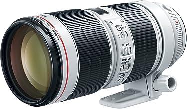 Canon EF 70-200mm f/2.8L IS III USM Lens for Canon Digital SLR Cameras, White - 3044C002