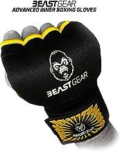 Beast Gear Guantes Boxeo Gel – Manoplas Boxeo de Calidad