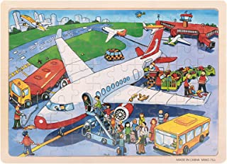 Canoe Airplane Puzzle - MWZ-753