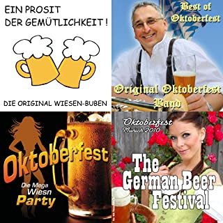 german music for oktoberfest