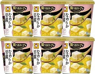 マルちゃん なめらか豆腐を食べるスープ 鯛だし 7.8g×6個