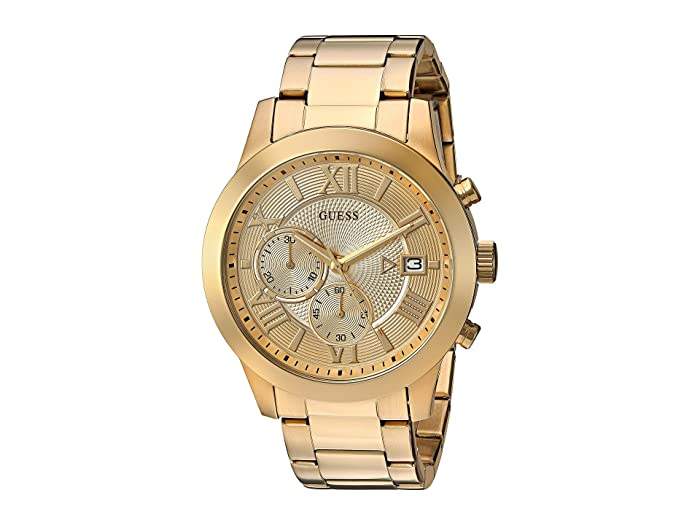 GUESS  U0668G4 (Gold) Watches