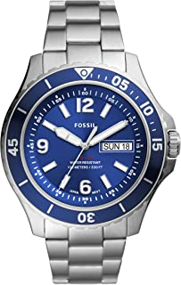 FOSSIL MENS FB - 02 STAINLESS STEEL WATCH - FS5691