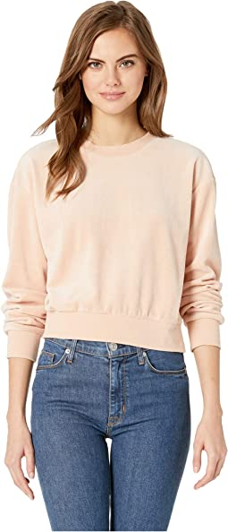 Babs Velour Fleece Sweater