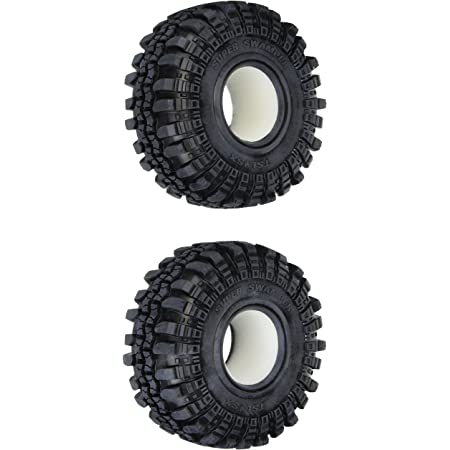 PROLINE 1010311 Interco TSL SX Super Swamper SC 2.3.0 Tires Mounted On F-11 Wheels for Pro-2SC Black