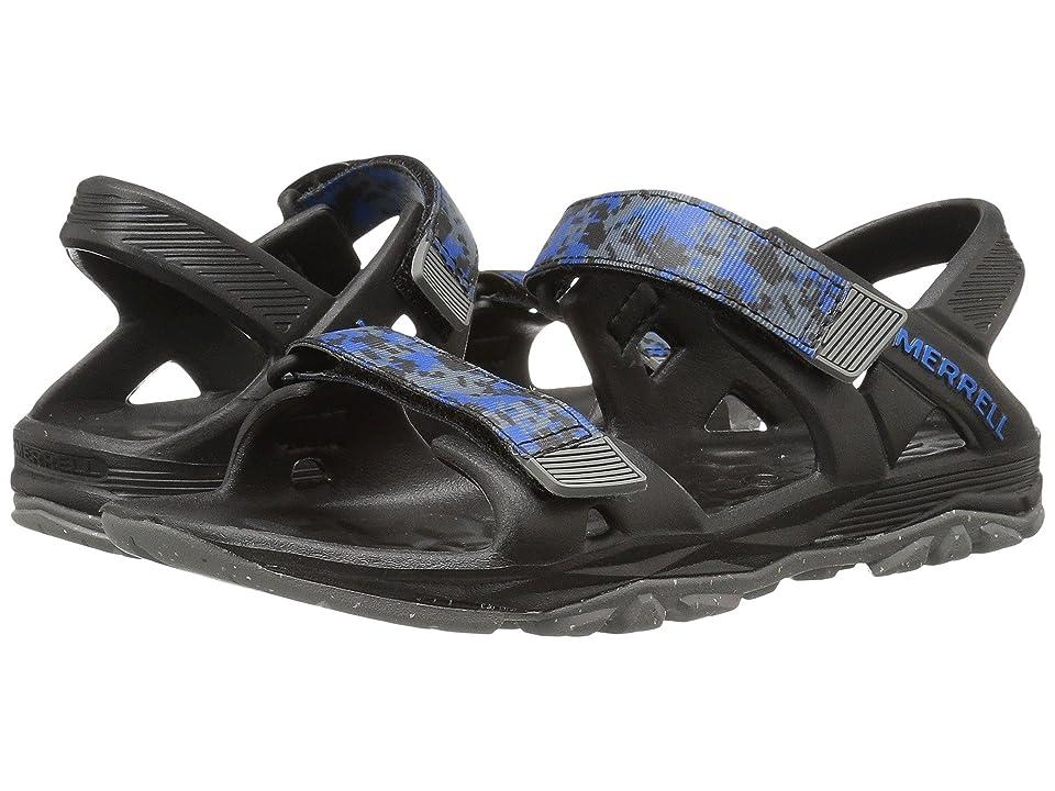 Merrell Kids Hydro Drift (Toddler/Little Kid/Big Kid) (Black/Navy) Boys Shoes