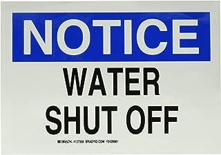 Best main water shut off valve sign Reviews