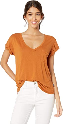 Brix V-Neck T-Shirt