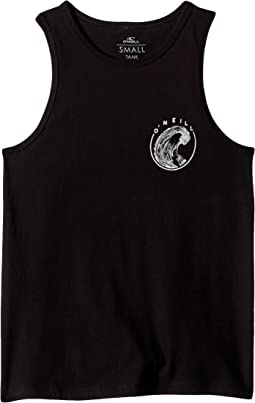 O'Neill Kids North Point Tank Top Screens Imprint (Big Kids)