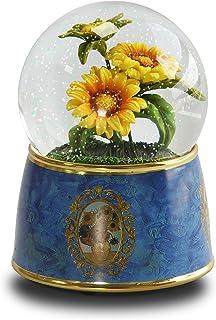 Image of Musical Sunflower Water Globe