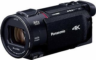 パナソニック 4K ビデオカメラ WXF1M 64GB ワイプ撮り あとから補正 ブラック HC-WXF1M-K
