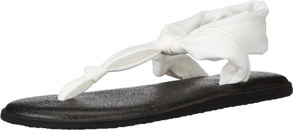 Sanuk Wohommes Yoga Sling Ella Flip Flop