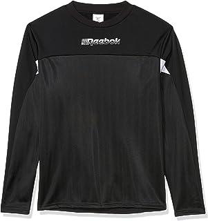 Reebok Men's Meet You There Long Sleeve Jersey Shirt