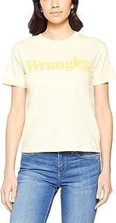 Wrangler Women's Lights Logo Tee
