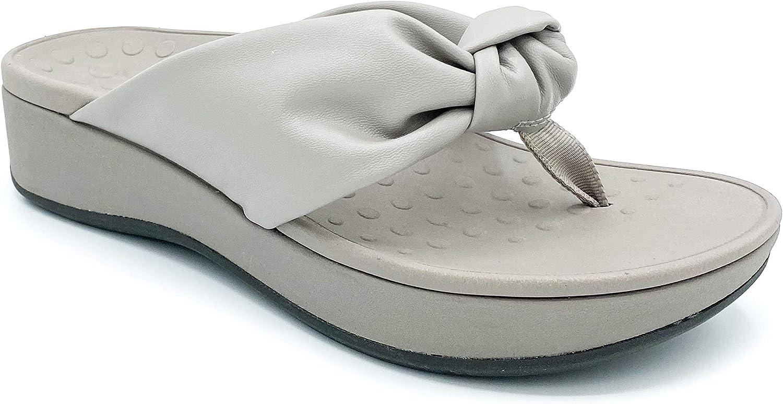 Vionic Women's Pacific Rosalind Walking Toe shopping Wedge Sandal Branded goods - Post