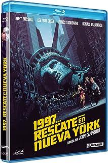1997 Rescate en Nueva York [Blu-ray]