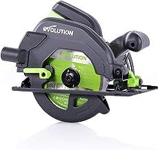 Evolution Power Tools - F165CCSL Sierra circular multimaterial, 165 mm (230V)