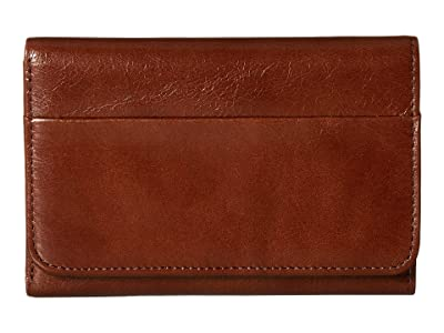 Hobo Jill Trifold Wallet (Woodlands) Clutch Handbags