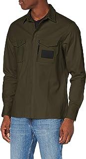 Calvin Klein Jeans Men's Minimal Utility Reg Shirt