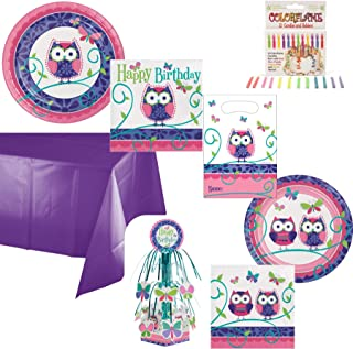 Best owl birthday party Reviews