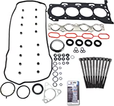 Head Gasket Set Bolt Kit Fits: 08-15 Toyota Corolla 1.8L DOHC 16v 2ZRFE VIN 8 U