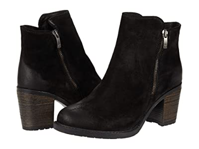 Eric Michael Allegra (Black Suede) Women