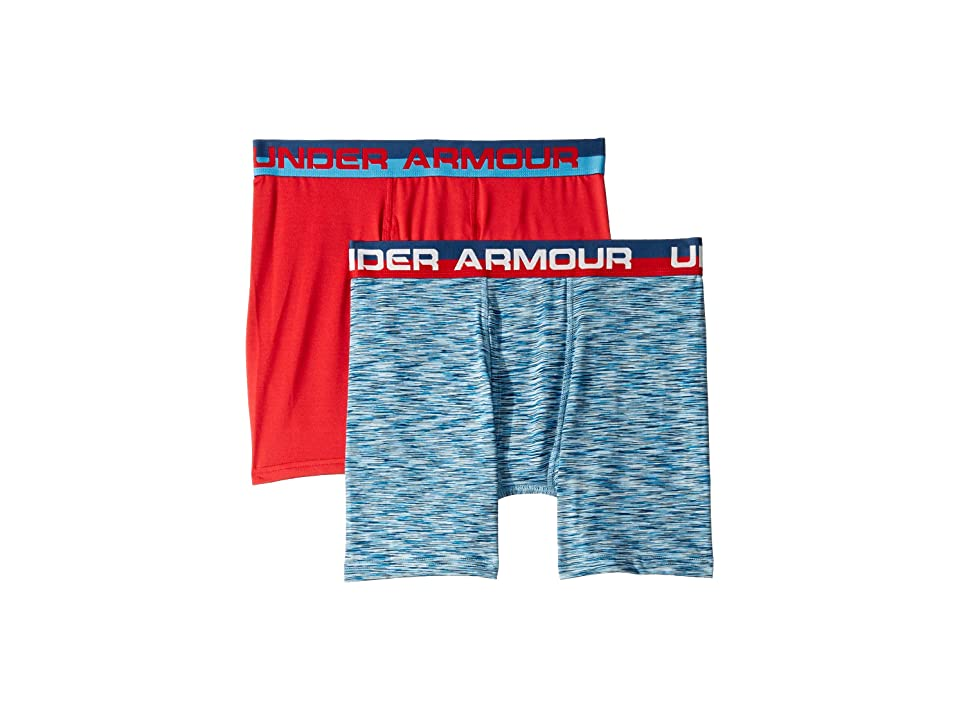 Under Armour Kids - Under Armour Kids 2-Pack Twist Performance Boxer Set