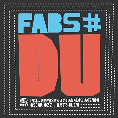 Dubadub (Analog Agenda Remix) by Fabs# on Amazon Music ...