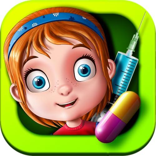 Arzt spiel für Kinder Doktor : so tun als der beste Arzt zu sein ! Lernspiel für Kinder