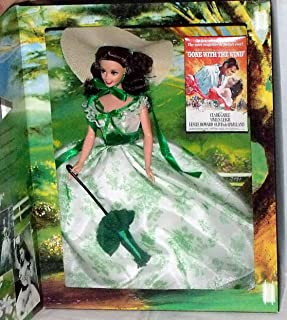 Barbie as Scarlett OHara Gone With The Wind at Wilkes Barbeque