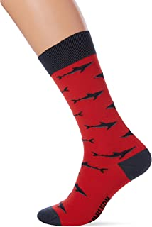 Jimmy Lion, Sharks Calcetines para Hombre