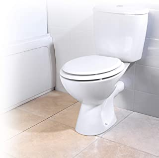 "Beldray LA032355 18"" MDF Toilet Seat"