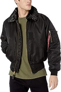 Alpha Industries Men's B-15 Nylon Flight Jacket