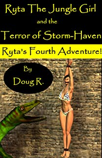 Ryta The Jungle Girl And The Terror of Storm-Haven