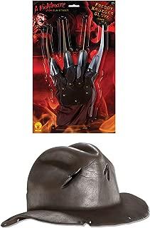 Rubie's Freddy Krueger Costume Accessory Kit, One Size