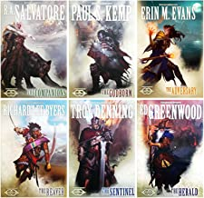 Forgotten Realms: The Sundering 6 Book Hardcover Set (A Dungeons & Dragons Story): Companions / Godborn / Adversary / Reaver / Sentinel / Herald