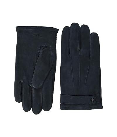Ted Baker Shaker (Navy) Dress Gloves