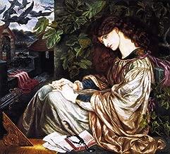 Dante Gabriel Rossetti La Pia de Tolomei 1880 Spencer Museum of Art - Kansas 30
