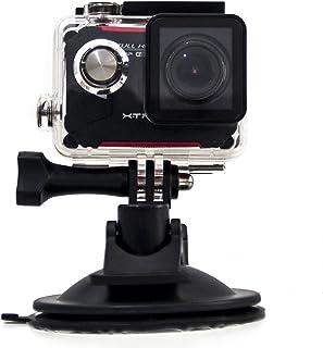 Câmera de Ação, Xtrax, Evo 800404, Preto, Pequena