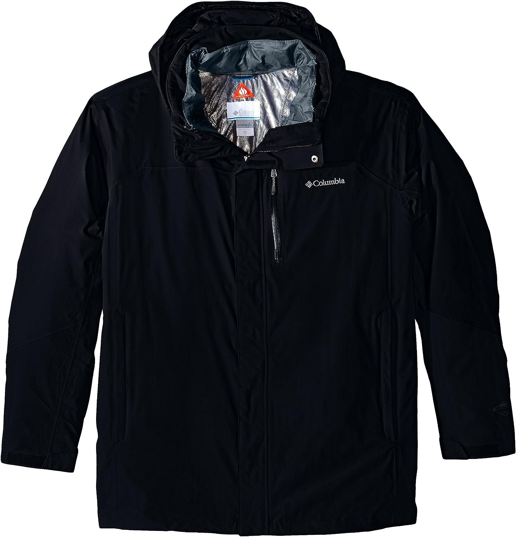 Columbia Sportswear Men's Tall Lhotse II Interchange Jacket