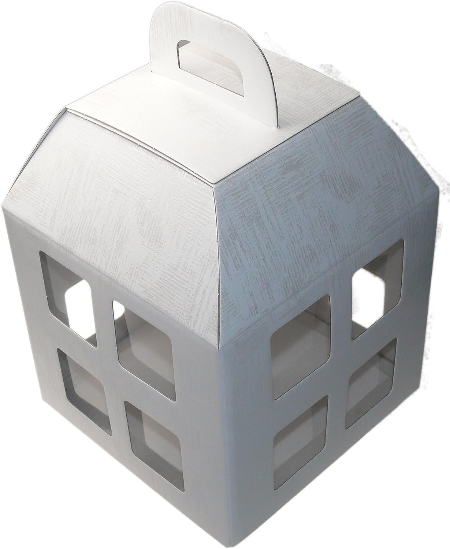 Schwarzwald Metzgerei - Geschenkebox in Holz Holz Holz Esche Optik mit Prägung - Stabiler Trage Karton für Präsentverpackung - 160x200x200 mm (20) B01LWZW5V4 | Ab dem neuesten Modell  9ef3f5
