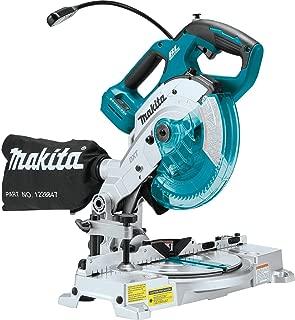 Makita XSL05Z 18V LXT Lithium-Ion Brushless Cordless 6-1/2
