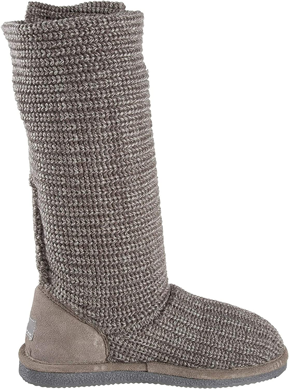 BEARPAW Women's Knit Tall Boot