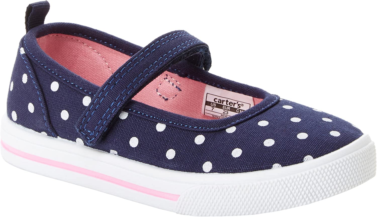 Simple Joys by Carter's Toddler and Little Girls' (1-8 yrs) Casual Mary Jane Shoe