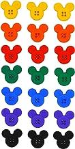 Dress It Up 8433 Sew Thru Mickey Disney Button Embellishments