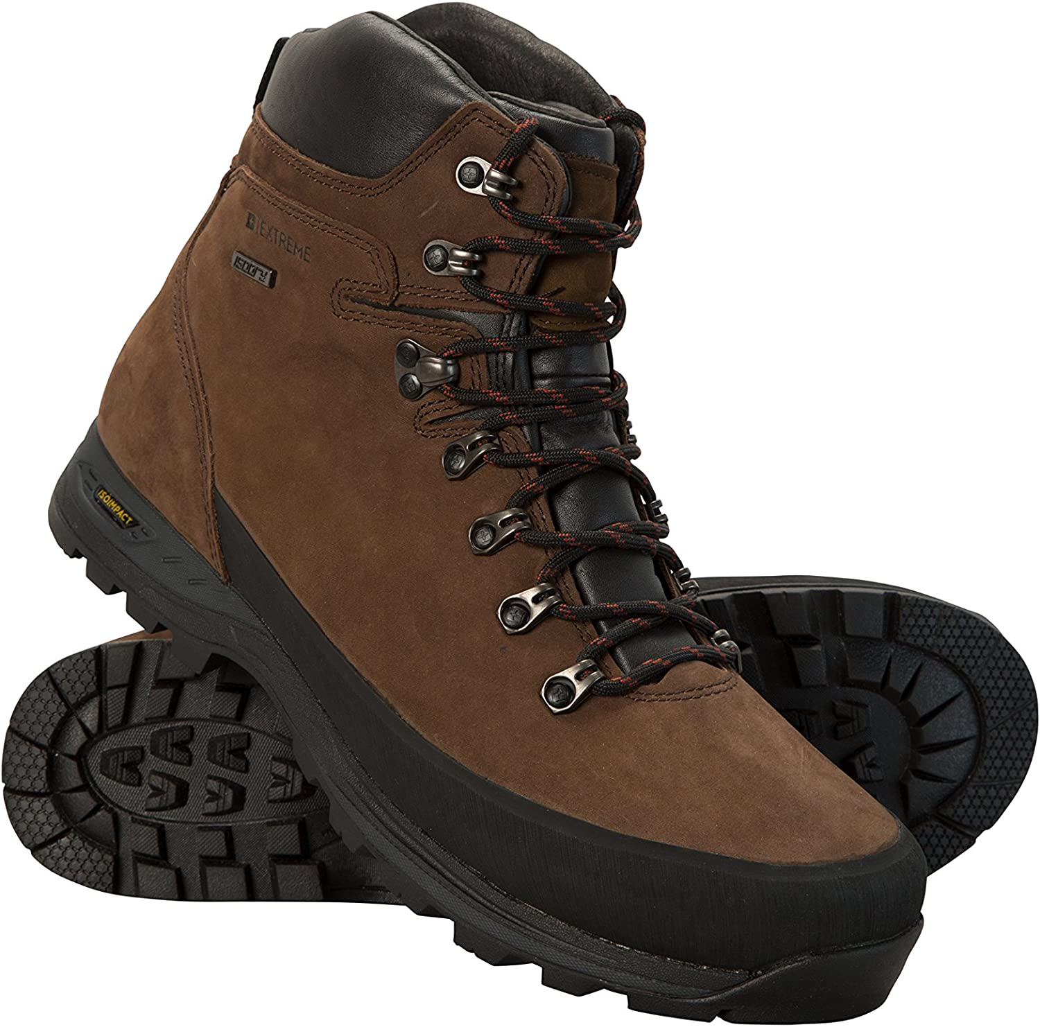Mountain Warehouse Discovery Mens Boots - Isogrip Hiking shoes