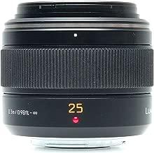 Panasonic H-X025 Leica DG SUMMILUX 25mm / F1.4 ASPH. - International Version (No Warranty)