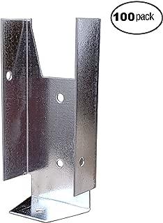 Fence Clip Bracket Hanger 1-9/16